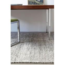 Katherine Carnaby Vloerkleed Coast CS07 Grey Marl Stripe - 120 x 170 cm