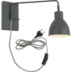 wandlamp Nottingham Wit