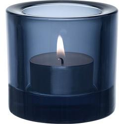 Iittala Kivi Waxinelichthouder 6 cm - Regenblauw