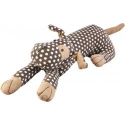 Clayre & Eef Tochtrol hond 72x20x17 cm