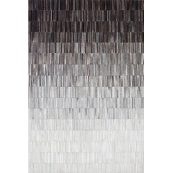 Linie Design Leather Fade Grey - 200 x 300 cm