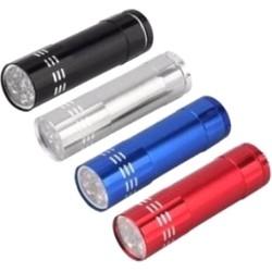 Zaklamp LED 4 stuks