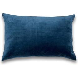 Kussen fluweel indigo blue