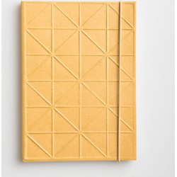 Notebook - Gold 3D