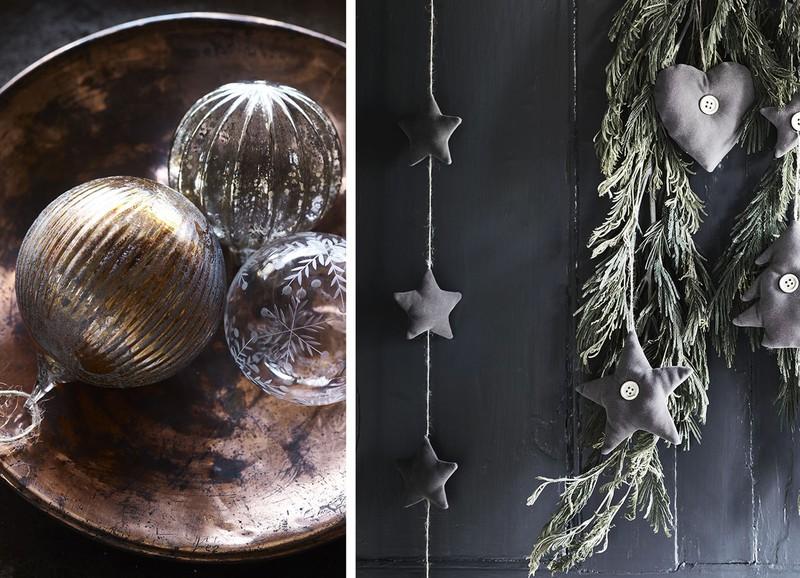 Zwart Wit Kerstdecoraties : 18x de leukste kerstdecoraties alles om van je huis je thuis te