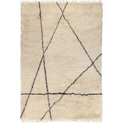 Amini Moroccan Tribal Touch MT01 ivory/dark grey - 170 x 240 cm