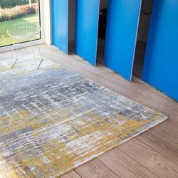The Atlantic Streak Collection Sea Bright Sunny 8715 - Louis de Poortere - 170 x 240 cm