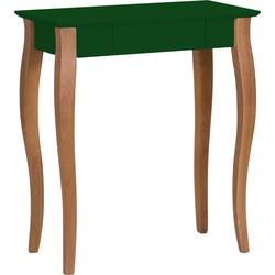 Bureau LILLO 65 cm klein groen
