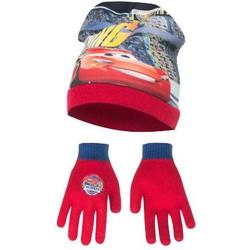 Cars handschoenen met muts