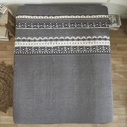 Dreamhouse Hoeslaken Scandinavian Grey-180 x 200 cm