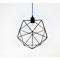 Acqua Icosahedron Outline Lamp