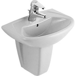 Villeroy & Boch Omnia Classic compact fontein 36x30 cm. Wit