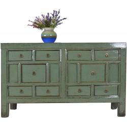 Fine Asianliving Chinees Dressoir met Lades Mint  - Shanxi, China