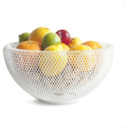 Nest Bowl Fruitschaal | 30 cm | White