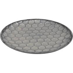 Alu Shiny Bowl - 30.0 x 30.0 x 1.0 cm