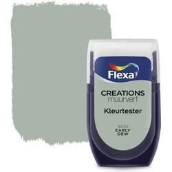 Muurverf Tester Early Dew 30ml