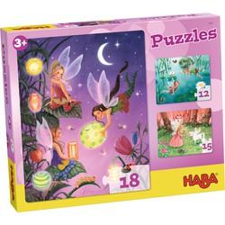 HABA Puzzels - Feeën
