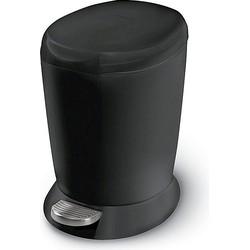 Simplehuman Pedaalemmer 6 L - Zwart
