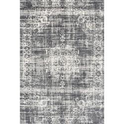 Lifa Living Cool Vintage Dark Grey E - 230 x 330 cm