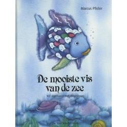 Kinderboeken  prentenboek De mooiste vis van de zee