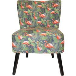Housevitamin fauteuil Flamingo