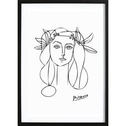 Picasso II (21x29,7cm)