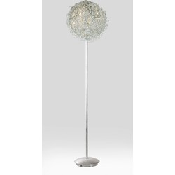Linea Verdace Vloerlamp Fairy-tale - H162 Cm - Zilver Kleur