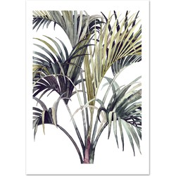 Poster 'Wild Palm' A4