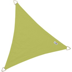 Nesling Coolfit schaduwdoek  3.6 x 3.6 x 3.6m Lime Groen