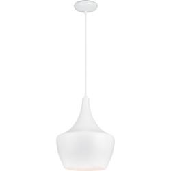 Linea Verdace Hanglamp Tipi Ø30 Cm Mat Wit - Wit