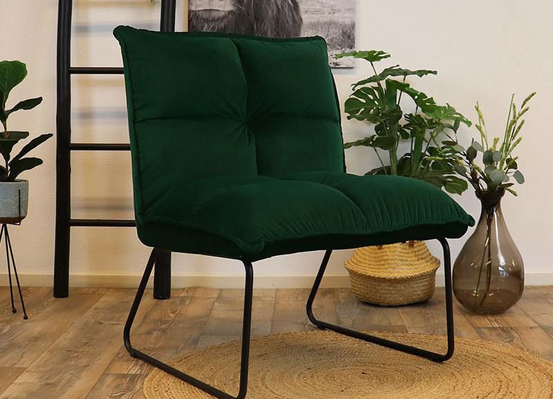 Een fauteuil in je woonkamer