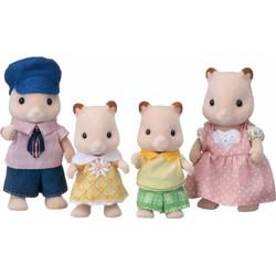 Sylvanian Families  speel figuren Familie Wang - 3584