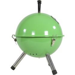 Outdoor Living barbecue tafelmodel kogel Ø32 cm - groen