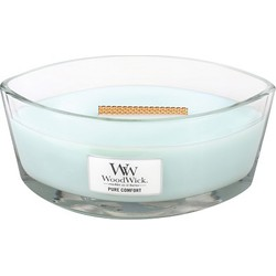 Woodwick HearthWick Flame Ellipse Pure Comfort