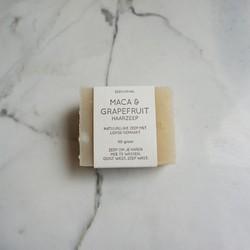 Natuurlijke zeep - Maca en grapefruit - Haarzeep - Shampoo
