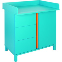 Vox - Commode top Baby Hometown - Turquoise