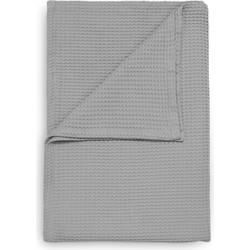 Bedsprei Wafel 180x260 cm glacier grey - 100% Katoen