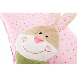 Knuffelkussen Bungee Bunny - Sigikid