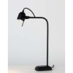 Bureaulamp LED 29x10x52 cm DAIMEN mat zwart incl dimmer+lamp