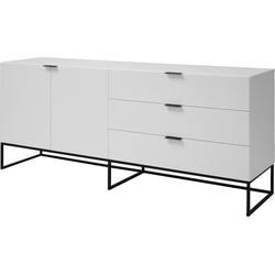 Design dressoir - Valentina - 180 cm - Wit
