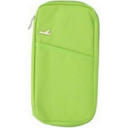 Reis portemonnee groen