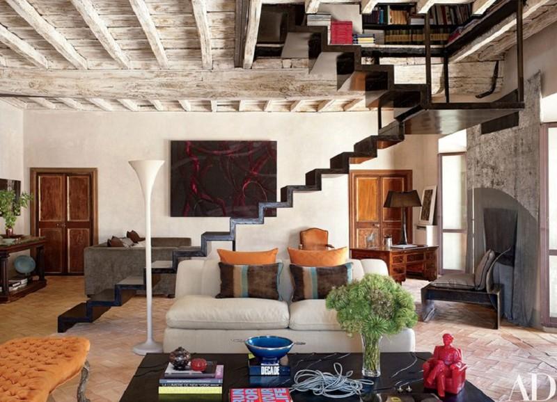 Bijzondere trappen alles om van je huis je thuis te maken