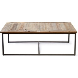Riviera Maison Shelter Island Coffee Table 130X70 cm