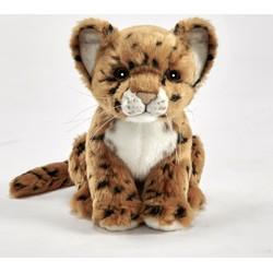 Knuffel Pluche Jaguar Welp  - Hansa Creation