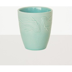 Urban Nature Culture mug Symbol of luck