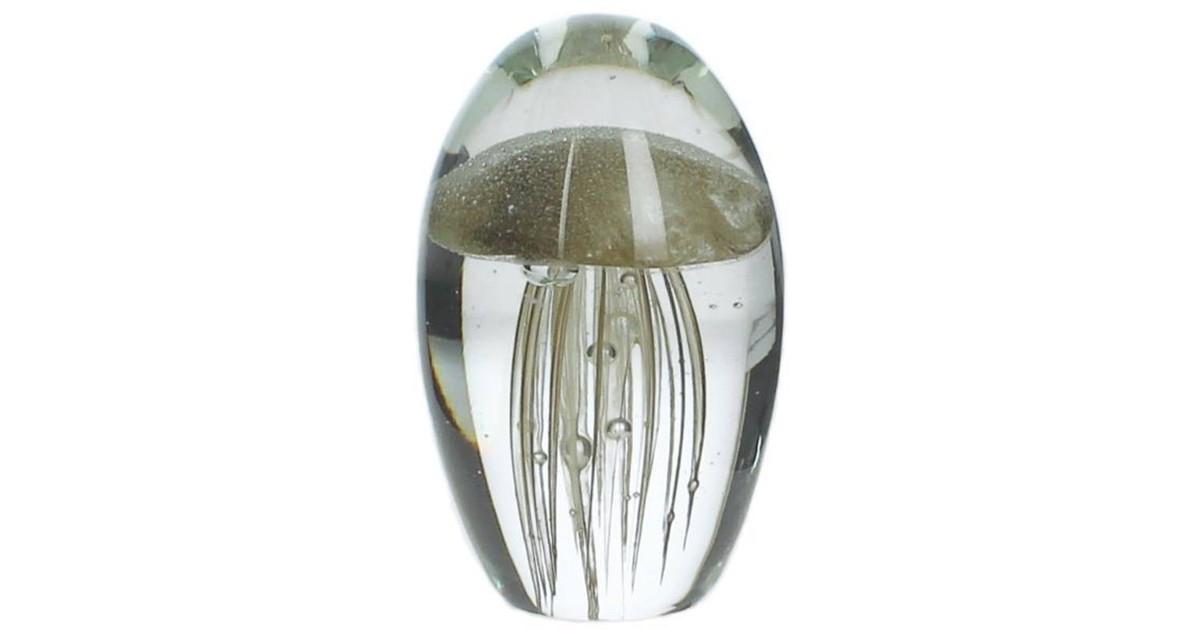 Kersten Jelly fish ornament beige