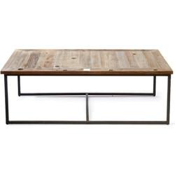 Riviera Maison Shelter Island Coffee Table 130X70 cm