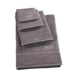 Hugo Boss Plain concrete bath mat 50x70