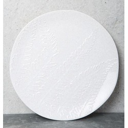 Leaf Breakfast Plate