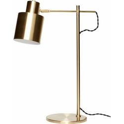 Hübsch 890490 Tafellamp - ø38 x H56 cm -  Metaal - Messing